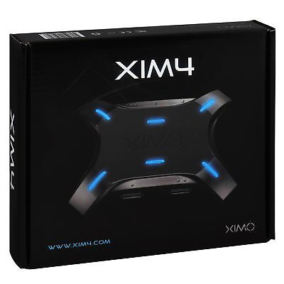 XIM4 Keyboard Mouse Converter for PS4, Xbox One, Xbox 360, PS3