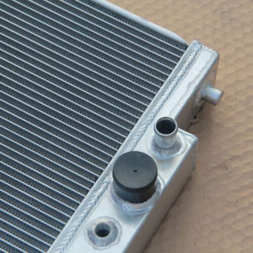 2171 2 Row Aluminum Radiator For Ford Excursion F-250 Super Duty V8 V10 99-03