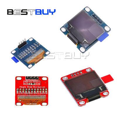 Blue 0.96 Iic 12c Serial 128x64 Oled Lcd Led Display Ssd1306 Bbc