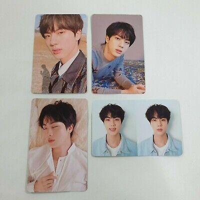 BTS 3rd Love yourself Tear JIN official original photocard 4p K-POP Bangtan boys