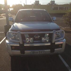 2008 Nissan Navara Ute Berkeley Wollongong Area Preview