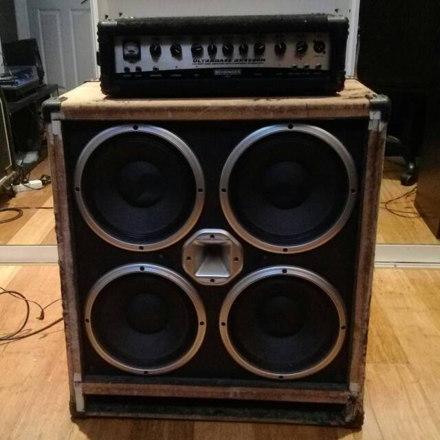 Behringer ultrabass bx4500h behringer ultrabass bb410 bass cab behringer ultrabass bx4500h behringer ultrabass bb410 bass cab guitars amps gumtree australia bankstown area revesby heights 1187234178 fandeluxe Image collections