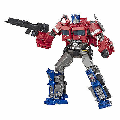 Transformers Studio Series 38 Voyager Class Transformers: Optimus Prime Figure