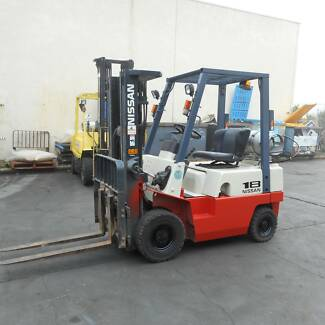 NISSAN FORKLIFT CONTAINER ACCESS 0 Arndell Park Blacktown Area Preview