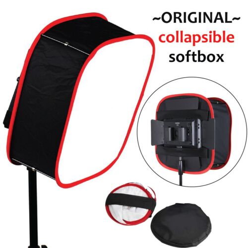 LED Light Panel YN900 YN600L II Instant Foldable Collapsible Softbox Diffuser