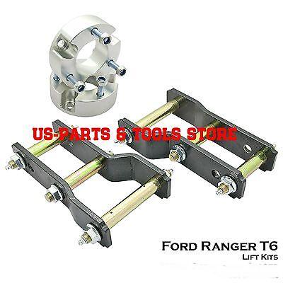 "Höherlegung Lift Ford Ranger 12 - 15 2,5"" Liftkit 2012 2014 2015 14"