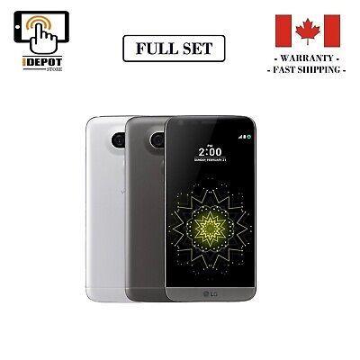 Unlocked LG G5 32GB Smartphone - Box and Accessories