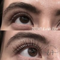 Yumi Lash Lift & Eyelash Extensions 20% off