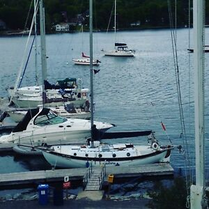 westsail 32 bluewater cruising boat for sale