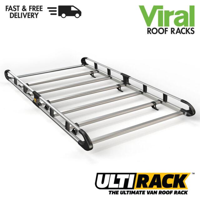 Dispatch, Expert 2007-2016 SWB Van Guard ULTI Rack Aluminium Van Roof Rack