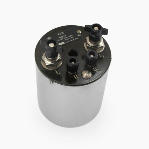 0.01Ohm 10mOhm 0.01% Resistor Standard Resistance an-g of LEEDS & NORTHRUP IET