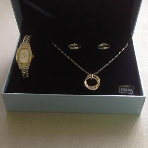 LADIES WATCH GIFT SET West Pennant Hills The Hills District Preview