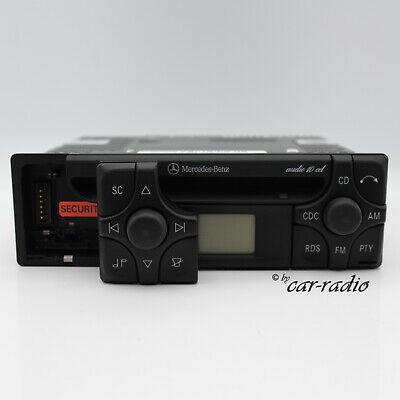Original Mercedes CD Autoradio W124 W126 W140 W168 W201 W202 Alpine Becker Radio