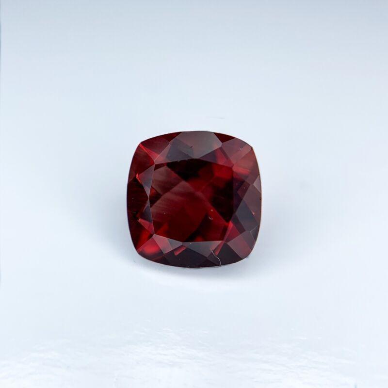 0.85CT Oregon Sunstone (untreated) Red Mid-deep Tone w/ Copper Inclusions