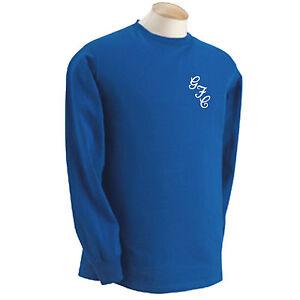 Gillingham-FC-Retro-69-70-Squadra-Di-Calcio-Ragazzi-Per-Bambini-GFC-T-Shirt