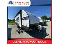 2021 Forest River Wildwood FSX 178BHSK Travel Trailer - BEAT THE PRICE INCREASE