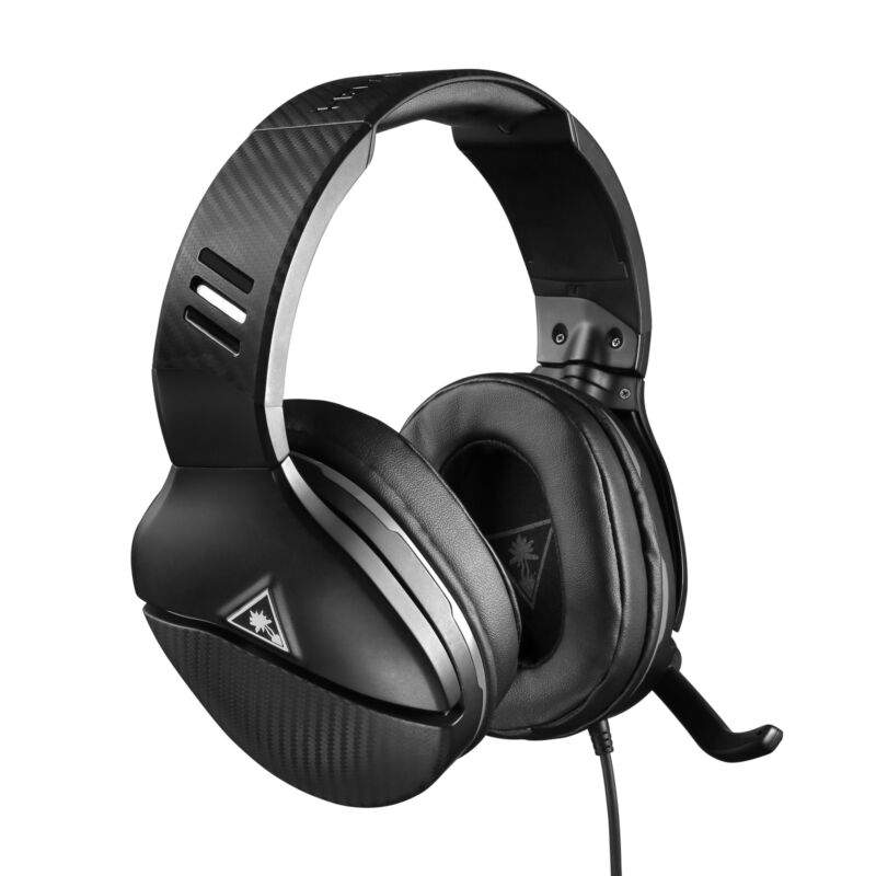 Turtle Beach Recon 200X Gaming Headset Black