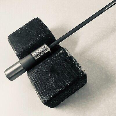 Starcut Carbide Gun Drill .249 X 8.0 Single Flute Coolant Port Nos
