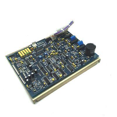 Servo Dynamics Sdbf1422d-17 Analog Motor Drive Amplifier Brushless Fet 7v Tach