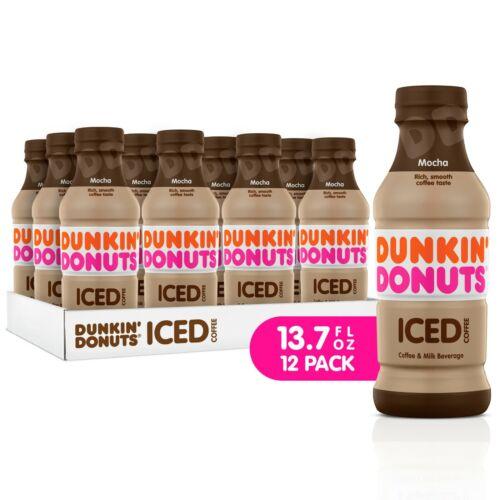 (12 Bottles) Dunkin