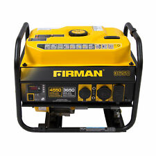 Firman Power Equipment P03601 Gas Powered 3650 | 4550 Watt Portable Generator