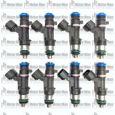 8 OE Bosch Fuel Injectors 0280158091 FITS 05-09 Buick Chevy Pontiac 5.3L V8