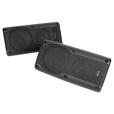 Rockwood KFZ Lautsprecher, Auto Aufbaulautsprecher, 3-Wege Boxen, Paarpreis, Neu 3-wege Lautsprecher