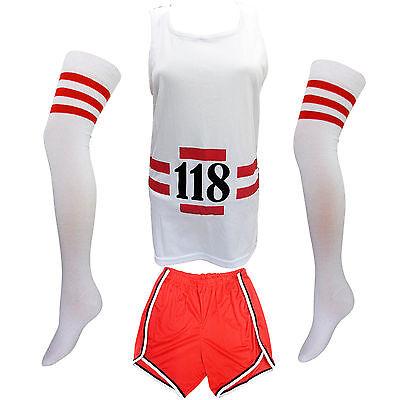 Neu Herren Mädchen Damen 118 118 Fancy Dress Kostüm Outfit