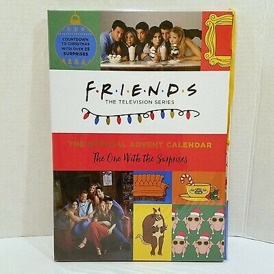 Friends TV Show 2020 Official Advent Calendar Factory Sealed FAST DELIVERY