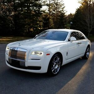 2015 Rolls Royce Ghost series 2