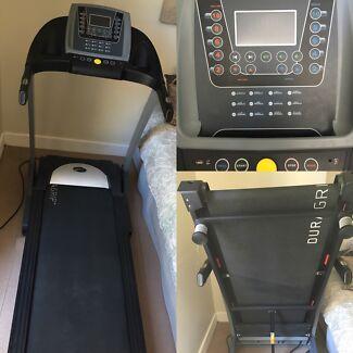 Lifespan Fitness Stream Treadmill