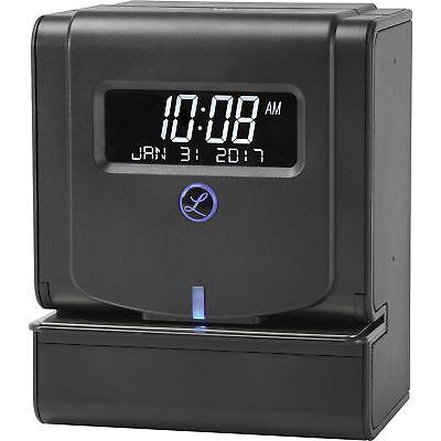 Lathem Time Clock Thermal Print 6wx8lx9-34h Black 2100hd