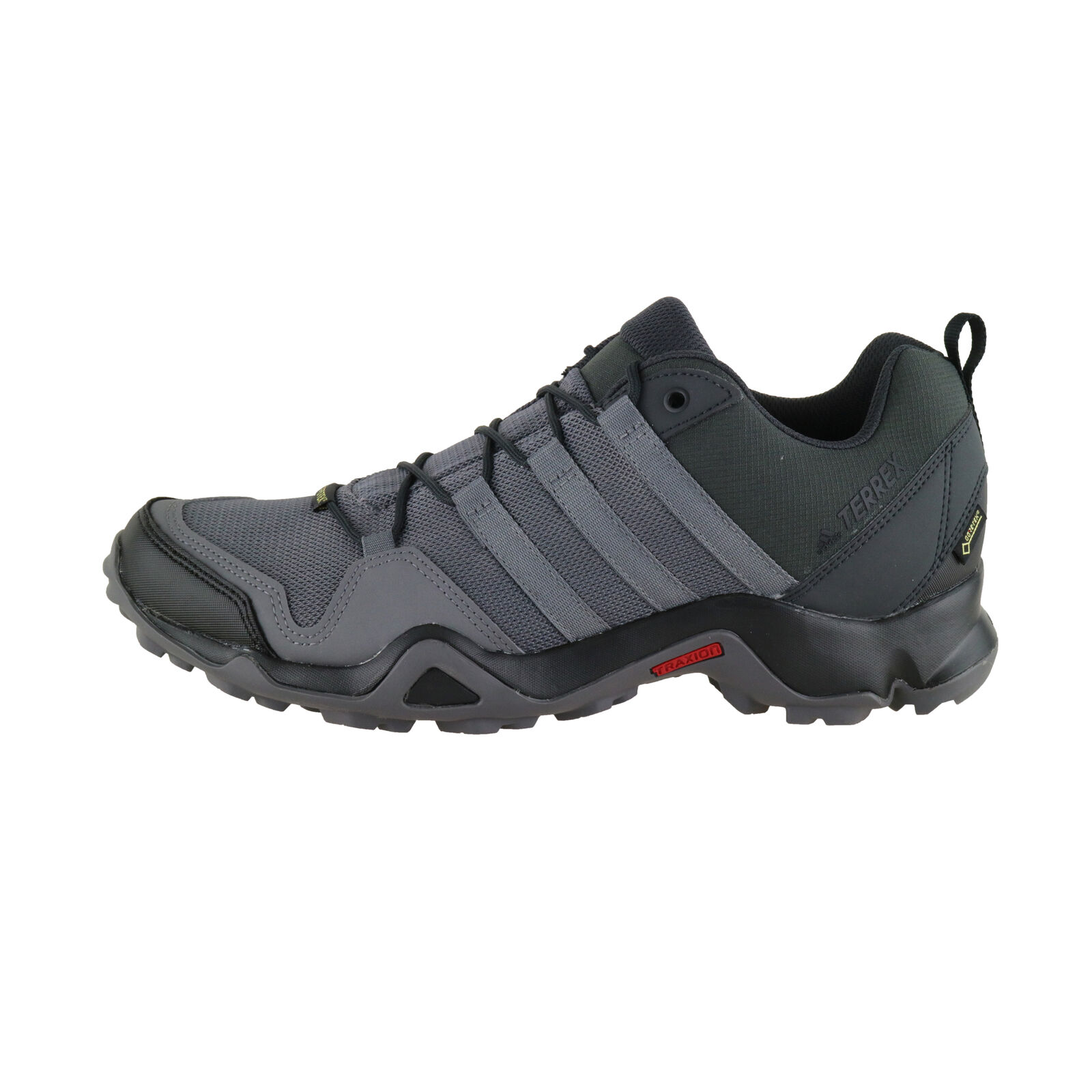 Dettagli su Adidas Terrex AX2R GTX GrigioNero CM7718