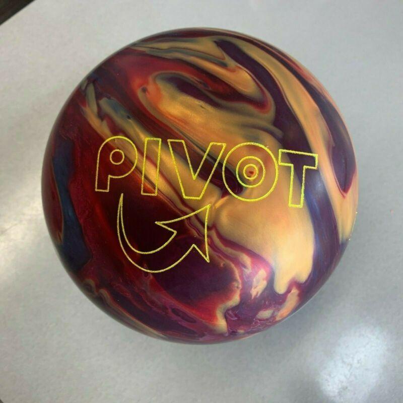 Ebonite PIVOT 1ST QUALITY BOWLING ball 15 lb. BRAND NEW IN BOX