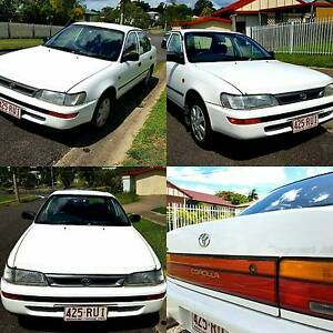 1999 Toyota Corolla Sedan Inala Brisbane South West Preview