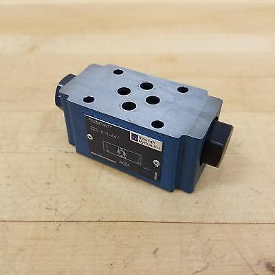 Rexroth Z2s6-3-64 Hydraulic Valve. 00347497 - Used