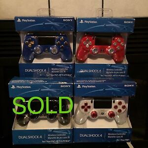 Custom Sony Ps4 controllers
