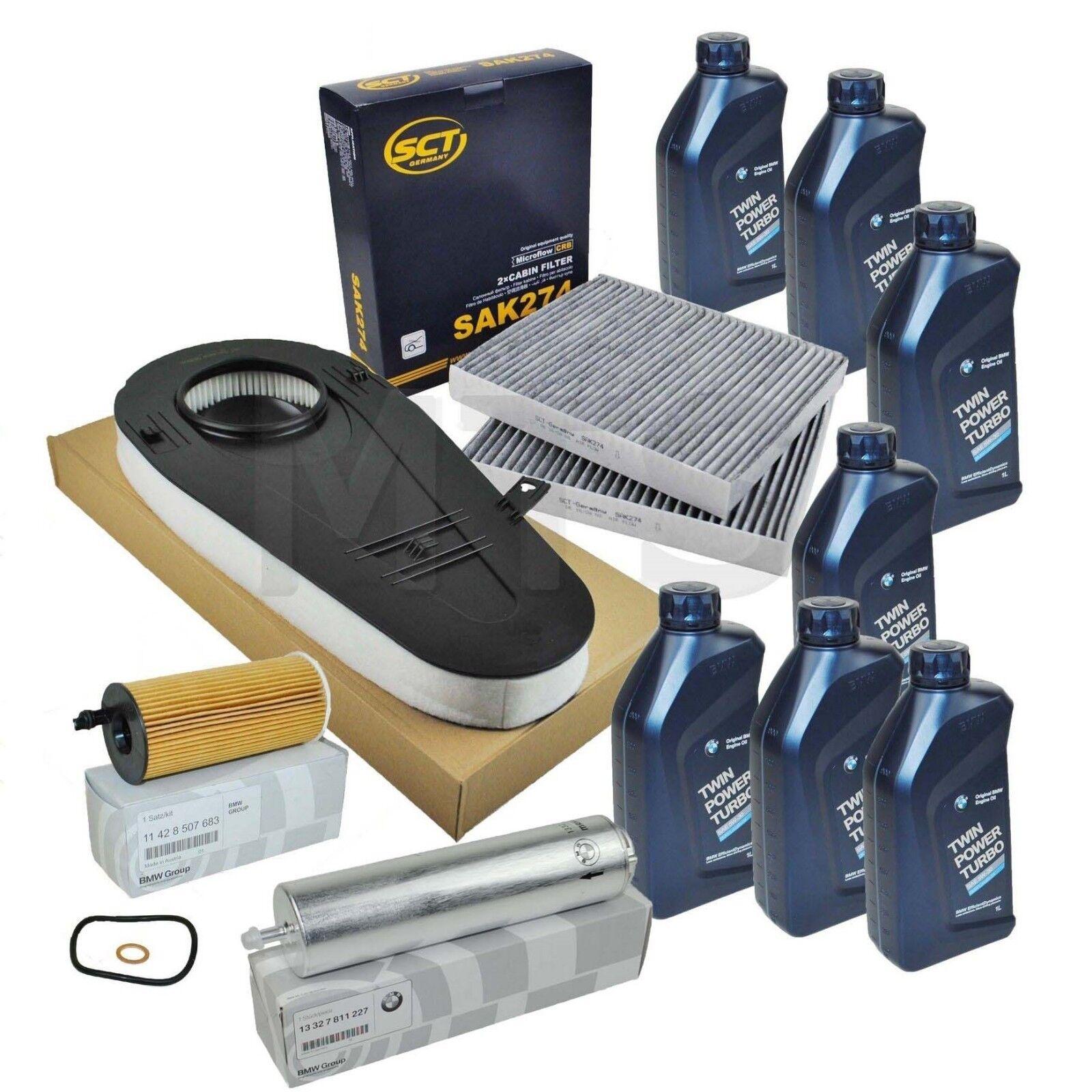 inspektionspaket bmw f10 f11 525d 530d mit 7l original. Black Bedroom Furniture Sets. Home Design Ideas