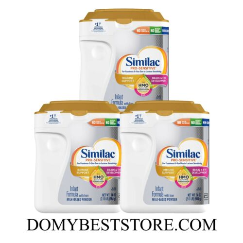 Similac Pro-Sensitive Infant Formula with 2