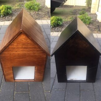 Mini dog kennel