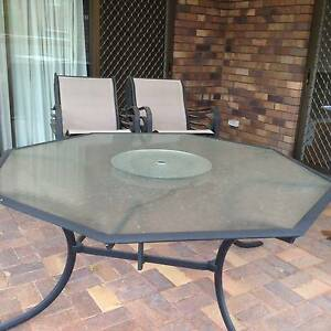 8 seater Outdoor dining table Armidale Armidale City Preview