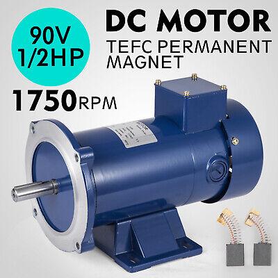 Dc Motor 12hp 56c Frame 90v1750rpm Tefc Magnet