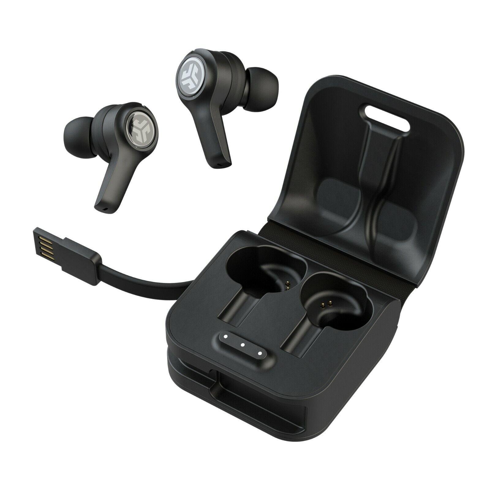 JLab Audio JBuds Air Executive True Wireless Bluetooth Earbu