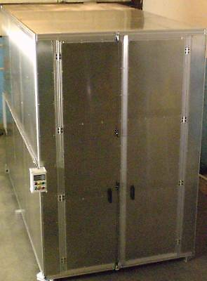 Sibe Automation Drying Oven Thermoforming Vacuum Forming 144 X 72 X 120