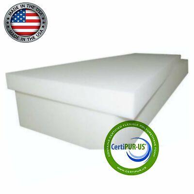 Semi Firm Foam Rubber Twin Size Mattress in the 1.6 pound 36