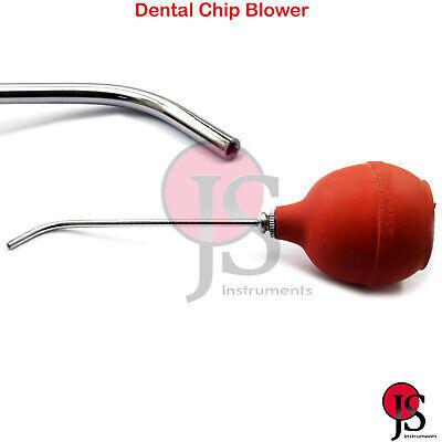 Dental Chip Blower Phenol Syringe Cavity Filling Instrument Drilling Tube Lab