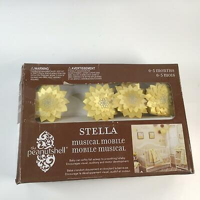 Stella Musical Mobile by The Peanut Shell