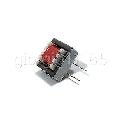Us Stock 10 Audio Transformers 600600 Ohm Europe 11 Ei14 Isolation Transformer