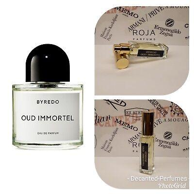 Byredo Oud Immortel - 17ml/0.57oz Extract base decante Eau de Parfum Spray segunda mano  Embacar hacia Spain