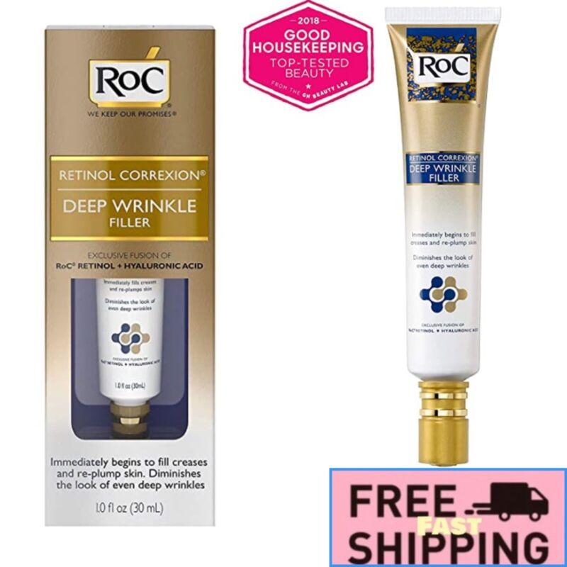 RoC Retinol Correxion Deep Wrinkle Filler 1.0 fl. oz. / 30 ml New In Box